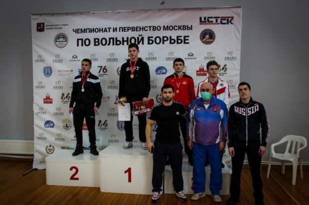 Бескудниковские спортсмены успешно выступили на первенстве Москвы