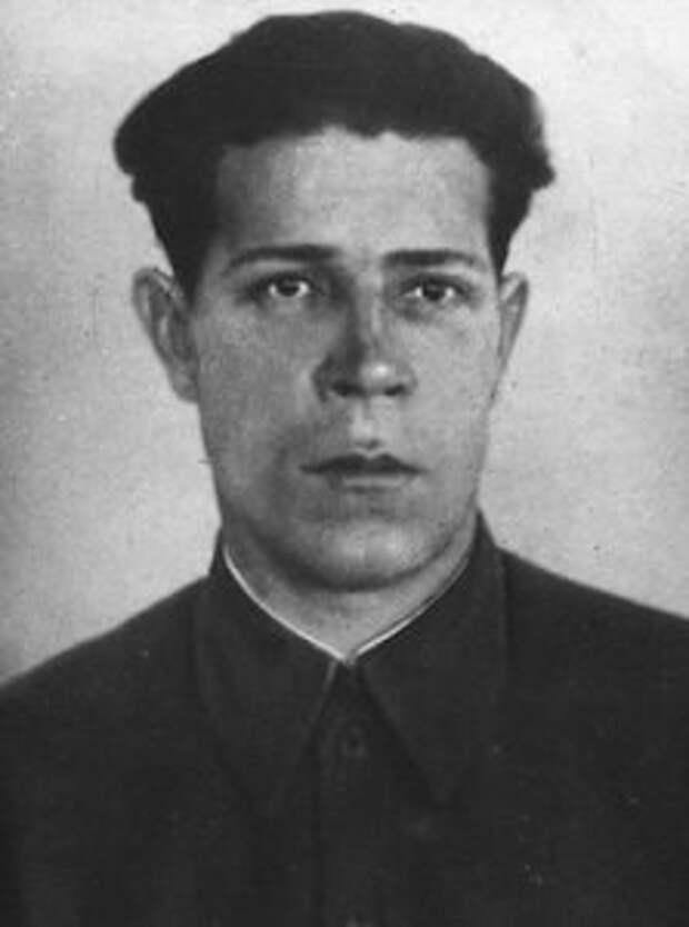 Первый герой-партизан