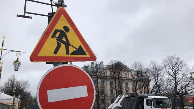 Прокуратура проводит проверку из-за обрушения участка дороги в Хабаровске