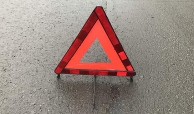 3-летнюю девочку насамокате сбил водитель иномарки вЕкатеринбурге