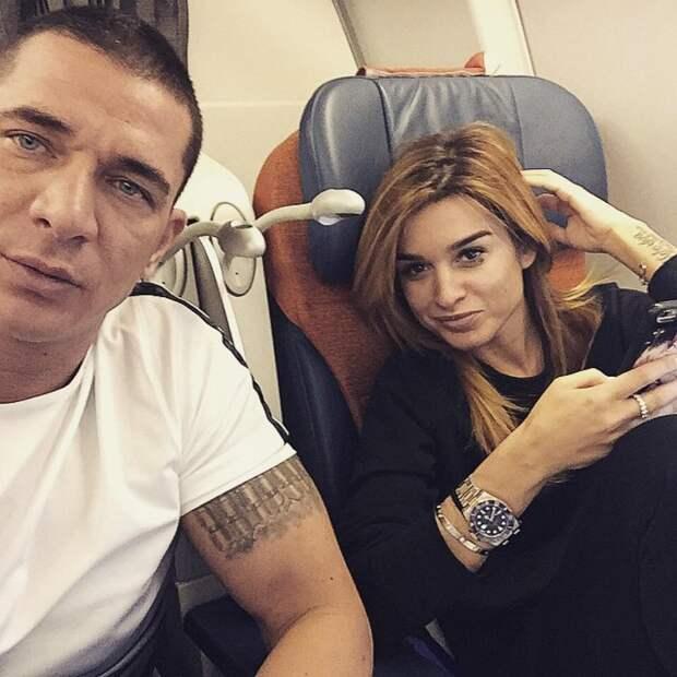 Ксения Бородина подала на развод