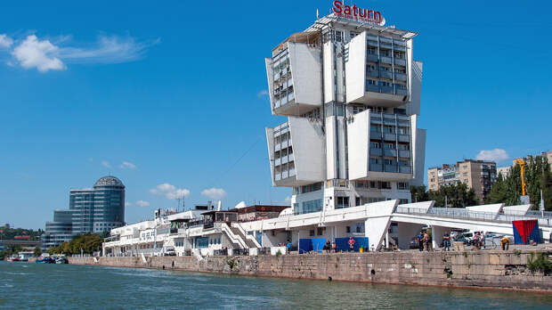 Объектом культурного наследия может стать Речной вокзал вРостове