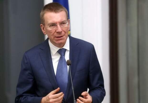 Глава МИД Латвии пригрозил России санкциями состороны Евросоюза