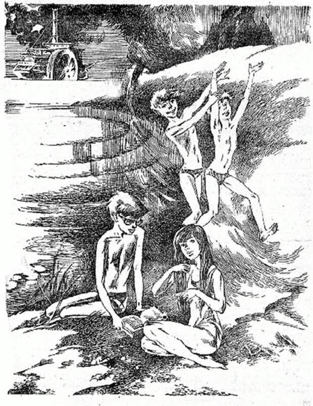 3 мои любимые книги Владислава Крапивина, которые можно перечитывать в любом возрасте