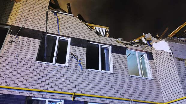 СК завел дело после взрыва газа в жилом доме в Нижегородской области
