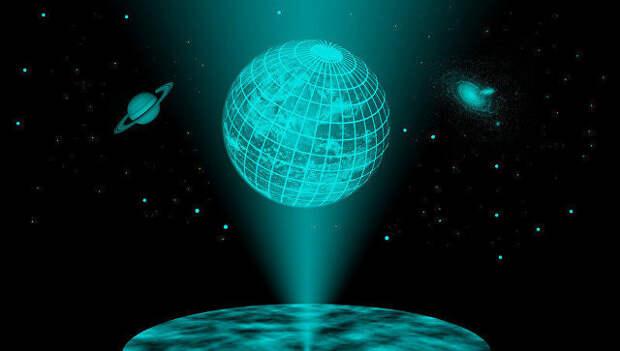 Российский инженер изобрел способ формирования визуальных изображений в космосе