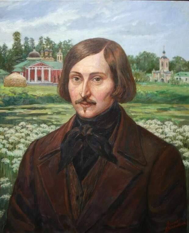 Николай Васильевич Гоголь воздержание, девственники, знаменитости, интересное, секс, фото, целомудрие