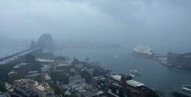 В Австралии наконец-то пошел дождь, который потушил более 30 пожаров