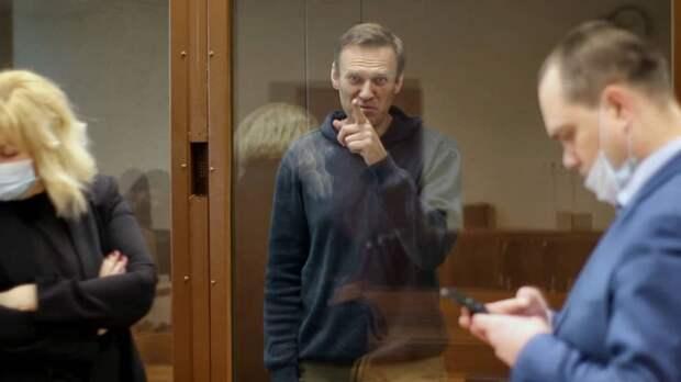 Россия отказалась освобождать Навального по требованию Евросоюза