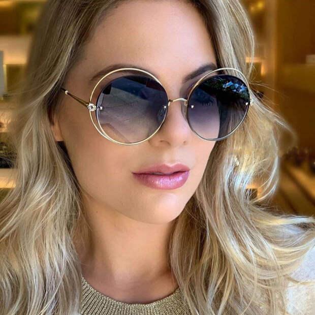 Солнцезащитные очки, модные оправы 2020