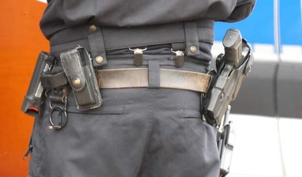 Полицейский покончил ссобой на дежурстве вЕкатеринбурге