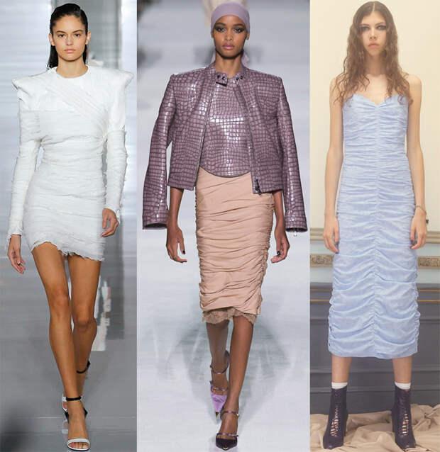 Тренды женской моды 2019