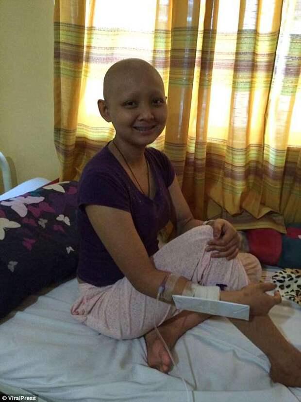 В свой 21 у нее уже был 5-летний опыт борьбы против рака. Это решение удивило всех взрослых!