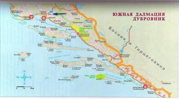 Хорватия под властью Османской империи