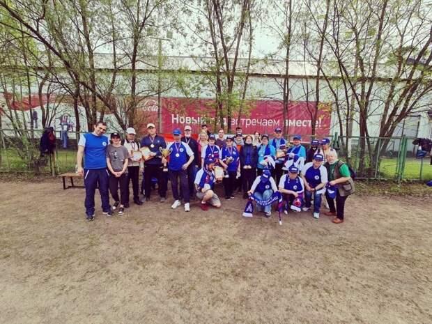 Команда из Ростокина взяла «бронзу» на окружных соревнованиях по петанку