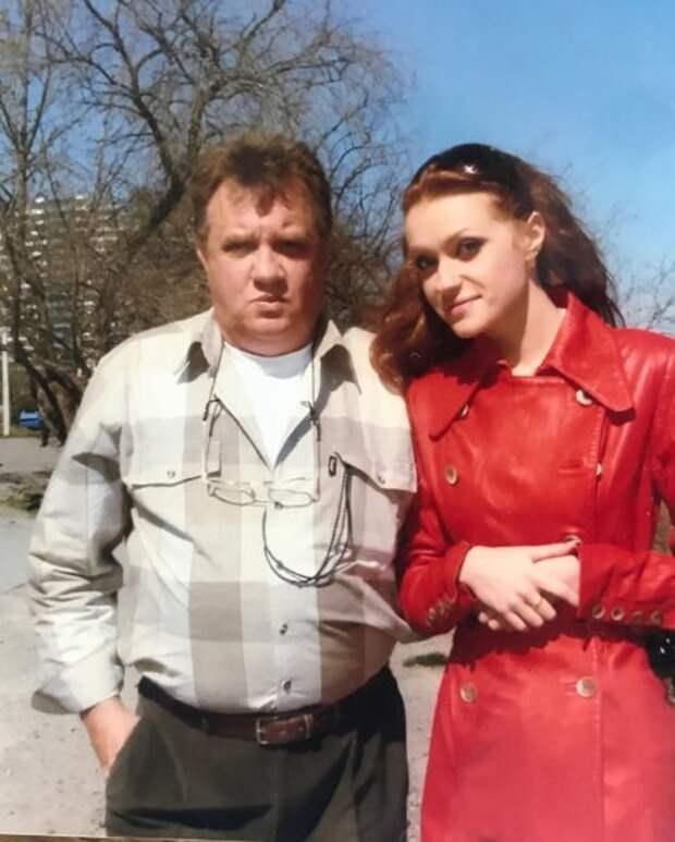 Певица Слава Каминская сообщила о смерти отца