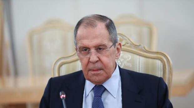 Сергей Лавров заявил о «позоре» Чехии. Республика «расхлёбывает» его последствия уже семь лет