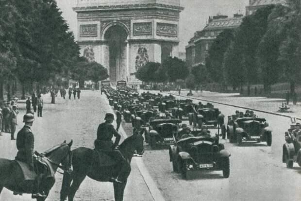 Как Гитлер в 1940 году «объединил» Европу