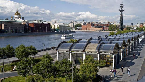 В Москве в воскресенье ожидается до +24°С