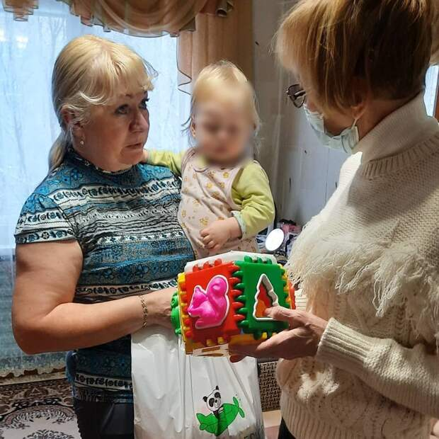 Малышку из ГКБ №3 Ижевска взяла под опеку бабушка