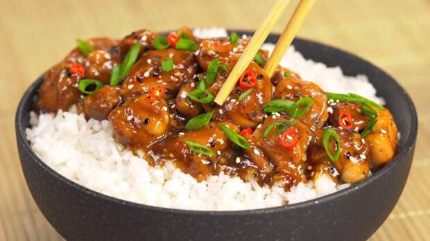 Подача риса в Китае. Источник: pinterest.se