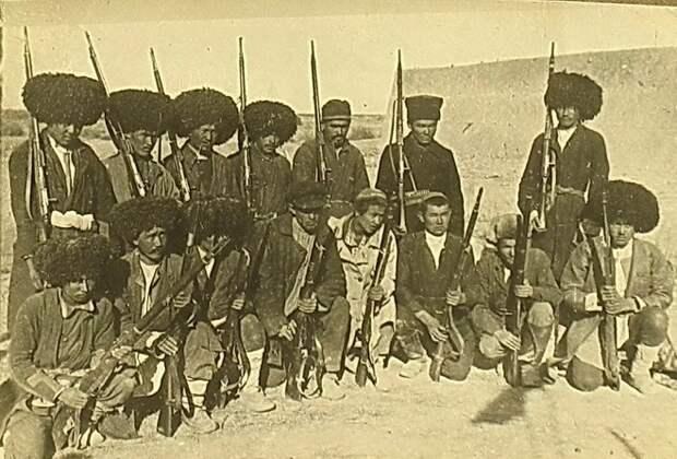 Зачем англичане вооружали и финансировали басмачей