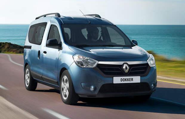 Renault Dokker едет в Россию. Наконец-то!