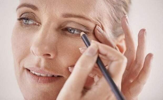 8 советов по нанесению макияжа для женщин старше 40 лет