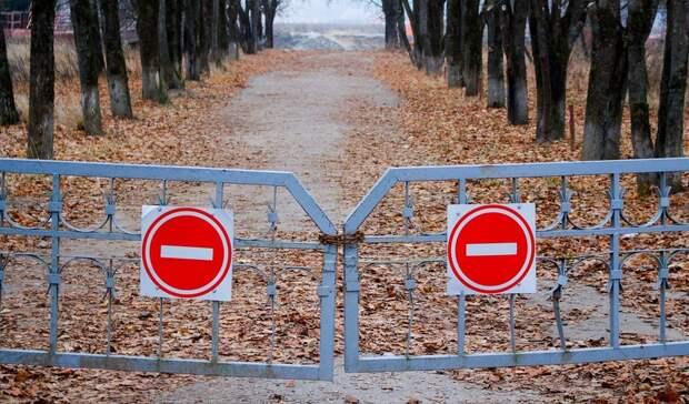 На пять месяцев ограничат движение в районе зоопарка в Ростове