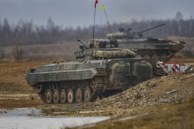 Меркель и Байден призвали Россию отвести войска от западных границ