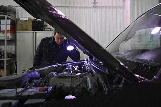 Законопроект об отмене в России техосмотра автомобилей внесен в Госдуму