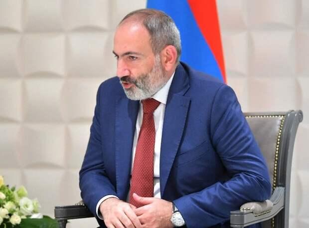 Премьер Армении Никол Пашинян заразился коронавирусом