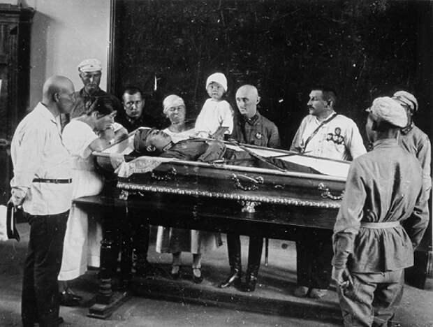 Из каких знаменитых людей России сделали мумии