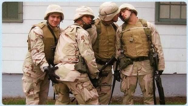 В армии США проблемы: создается военно-сексуальная полиция