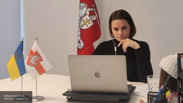 Тихановская заявила о своих планах вернуться в Белоруссию
