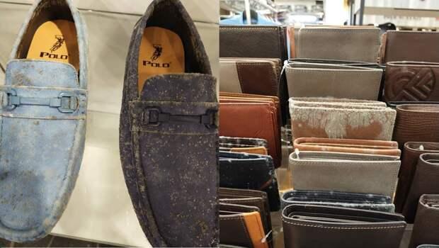 Задва месяца карантина товары вмалазийском ТРЦ покрылись плесенью