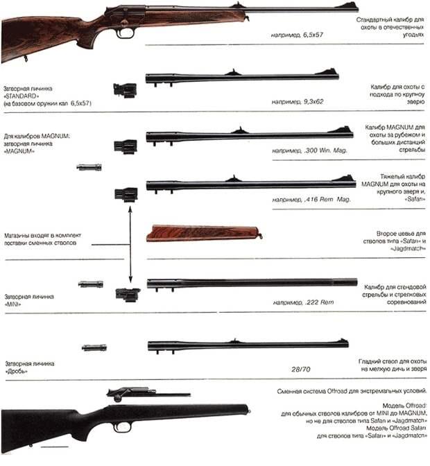 Карабин Blaser R93: история одного оружейного прорыва