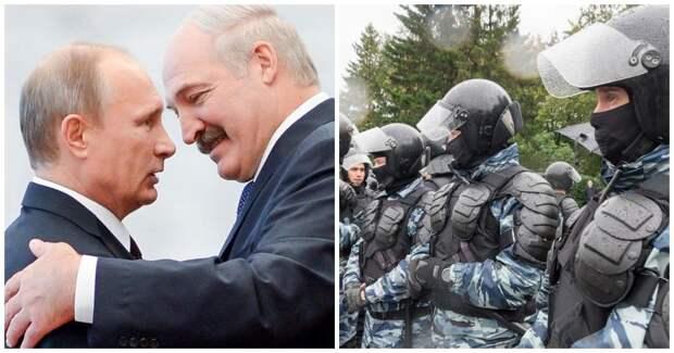 «Холодный душ» для белоруских провокаторов