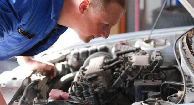 Причины глохнет двигатель во время торможения