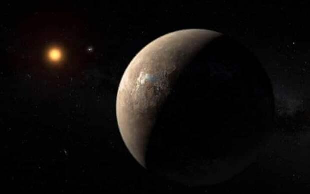 Зафиксирован инопланетный сигнал из Проксимы Центавра