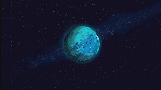 С момента открытия Плутона земными астрономами, на Плутоне не пришло и года вопросы, животные, земля, мир, планета, почему, факты
