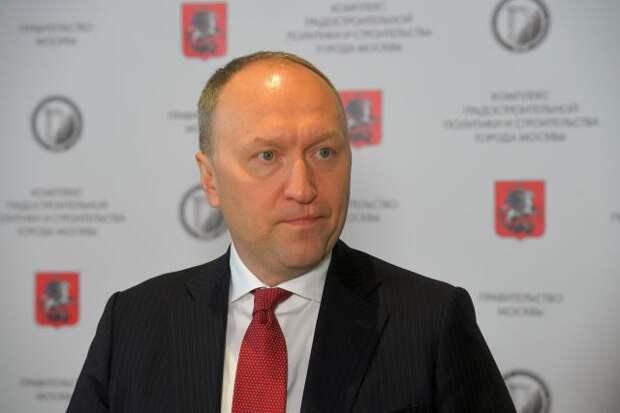 Бочкарёв: начинается возведение двух станций центра Троицкой линии метро