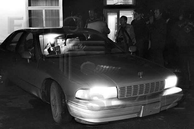 Джохар Дудаев и Chevrolet Caprice