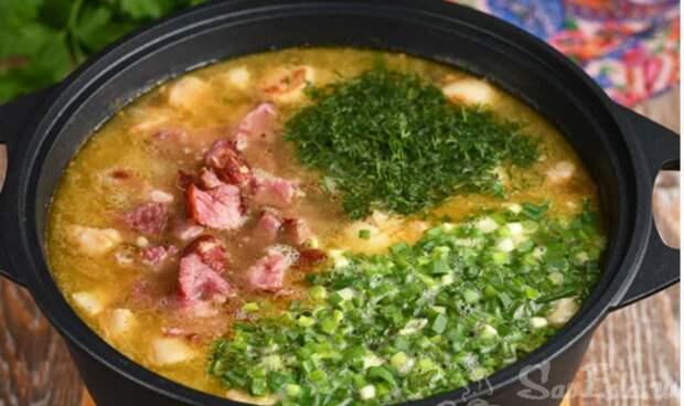 Решила изменить способ приготовления горохового супа — в итоге получился бесподобный вкус и аромат