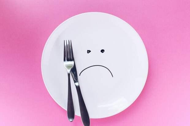 Почему живот раздувается, если человек голоден