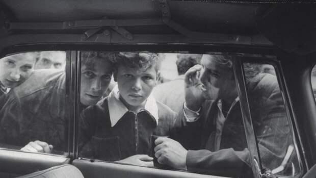Колоритные фотографии Джерри Кука, сделанные во время путешествия по Советскому Союзу в 1960 году