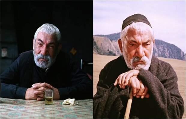 После роли деда Валико в фильме «Мимино» актер успел сняться еще в нескольких картинах и сыграть в театральных постановках.