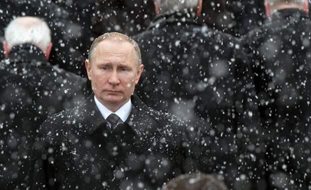 Владимир Путин - лидер Великой Державы с уникальной Стратегией и Идеологией.