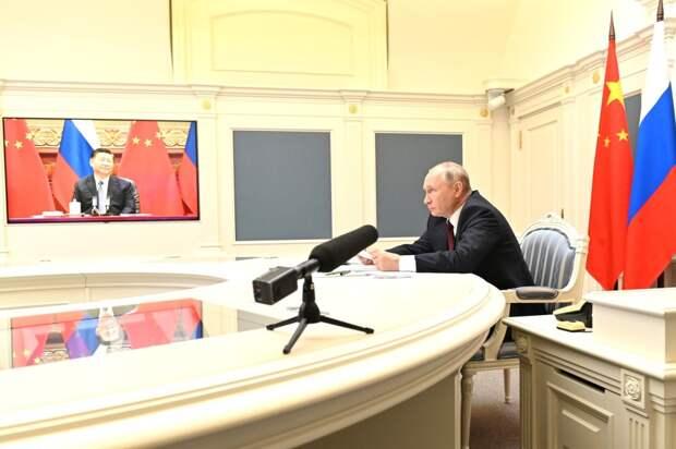 Беседа с председателем КНР Си Цзиньпином, 28.06.21.jpg