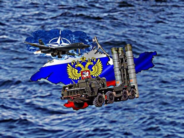 """""""Россия продемонстрировала НАТО, что будет при нападении на Крым"""", уничтожив авиацию условного противника на маневрах ПВО"""